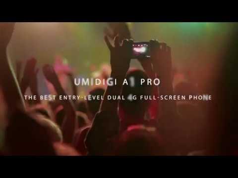 UMIDIGI A1 Pro| The Best Entry-level Dual 4G Smartphone