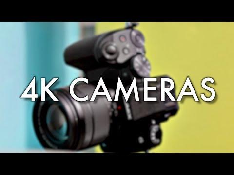 Top 5 4K Cameras Under $1000