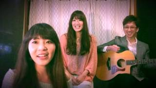 2y'soulとギタリストTsutomuのコラボ動画♪ 2y'soul are ゆきの&よね 20...