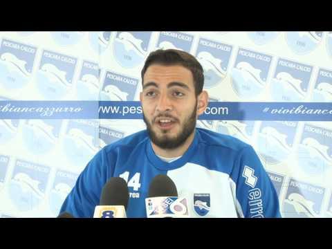 Pescara, dalla Juventus arriva Kastanos