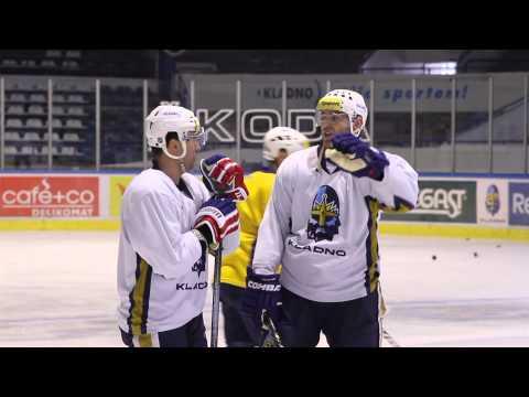 "Jaromir Jagr, Tomas Plekanec & Jiri Tlusty in  ""The Kladno Connection"" - Teaser"