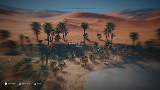 How to find Easy Leopard Fur - Soft Leather Farming Guide - AC Origins - Lake West of Siwa