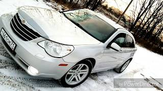 Chrysler sebring 3