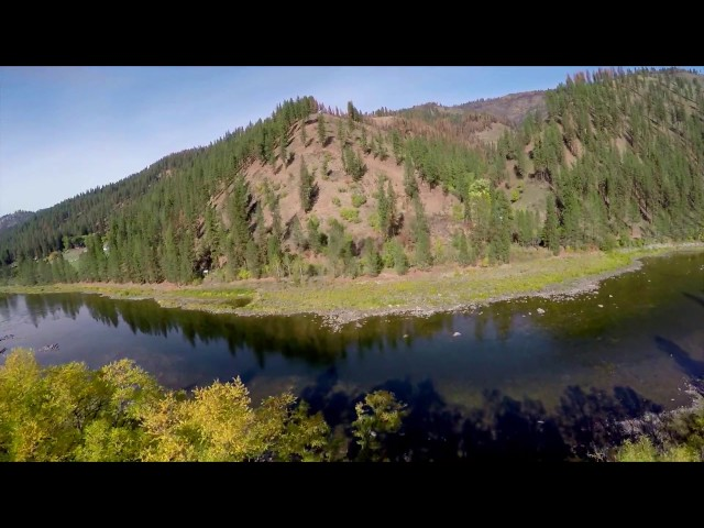 Iconic Sporting Ranch and Secluded Retreat in Kooskia, Idaho