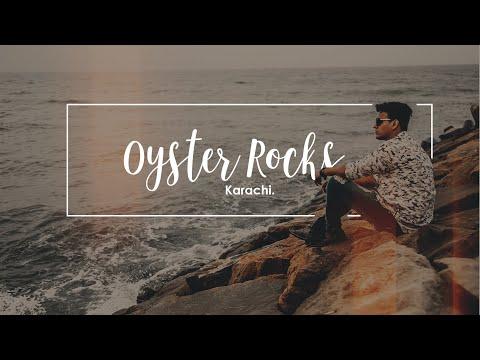 OYSTER ROCKS | CHINA PORT KARACHI | MARINE DRIVE