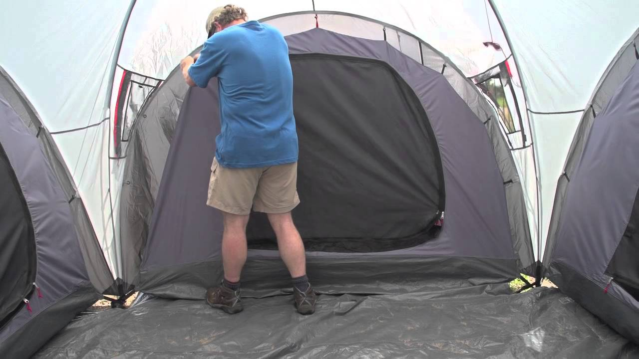 Vis-a-vis 6 Person Tent & Vis-a-vis 6 Person Tent - YouTube