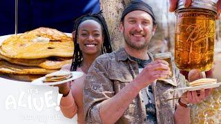 Download lagu Brad and Chrissy Make Maple Syrup   It's Alive   Bon Appétit