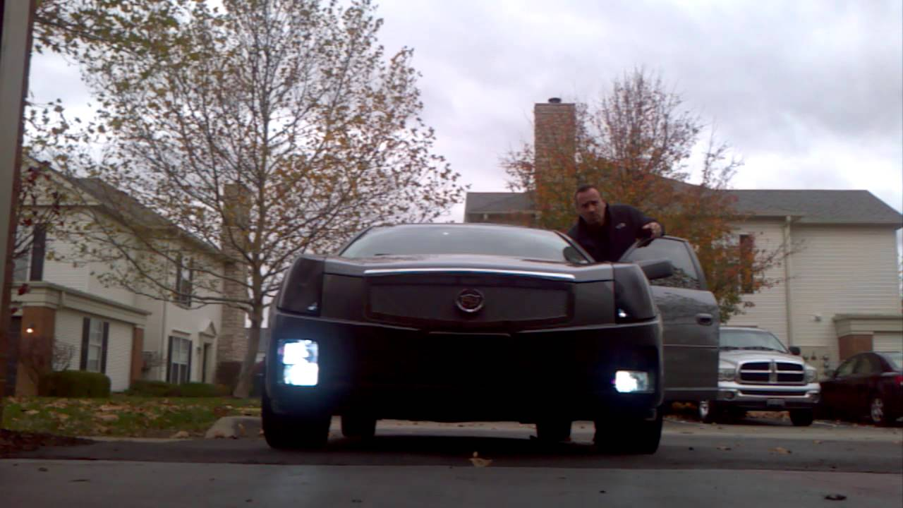 Led Switchbacks And Fog Light Install On Cts Youtube 2003 Cadillac Headlight Wiring Harness