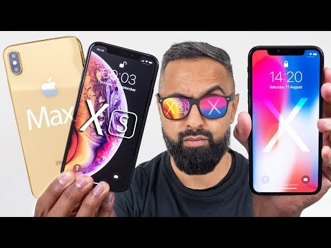download iPhone XS Max vs iPhone X - Should you Upgrade?