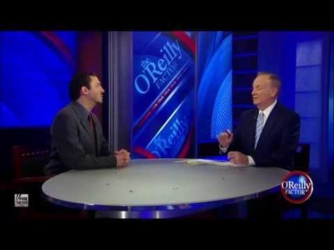 Bill O'Reilly vs David Silverman - Tide Goes In, Tide Goes Out