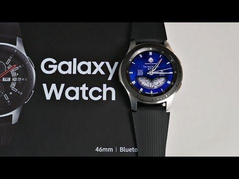 Samsung Galaxy Watch (46mm) REVIEW + FINAL CONCLUSION