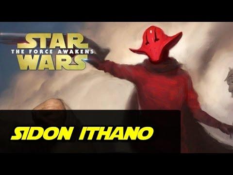 Star wars MiniBit: Sidon Ithano (Quien es?)