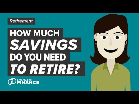 How Much Savings Do You Need To Retire?