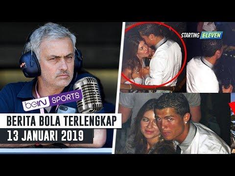 Tak Laku Melatih? Mourinho Jadi Komentator di TV ⚽️ Muncul Lagi Kasus Wik Wik Ronaldo Mp3