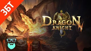 ЗБТ новой игры Dragon Knight 2 | by Boroda Game