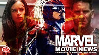 Marvel Movie News: Captain Marvel First Reactions, Jessica Jones/Punisher CANCELLED, & more!