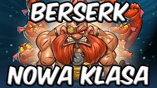 BERSERK! NOWA KLASA + NOWY SERWER! -  SHAKES AND FIDGET #115