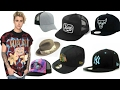 Justin Bieber Caps and Hats COLLECTION 2018