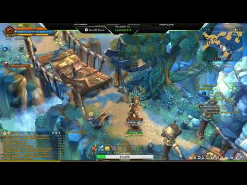 [Rerun]Tree of Savior Sv.Thai - ง่ายๆ สบายๆ [Close Beta]