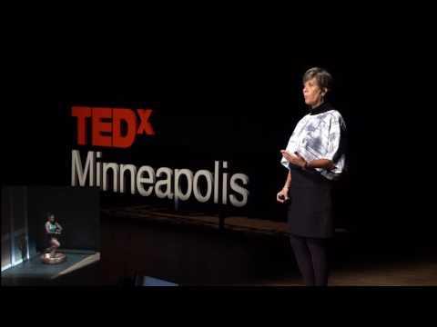 Climate Change Through Art and Dance   Dr. Cecilia Martinez and Chitra Vairavan   TEDxMinneapolis