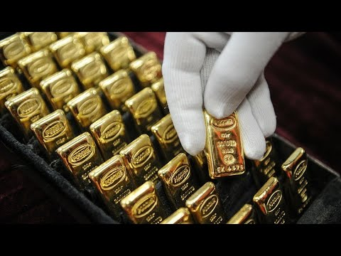 Top Gold Producing Countries In The World