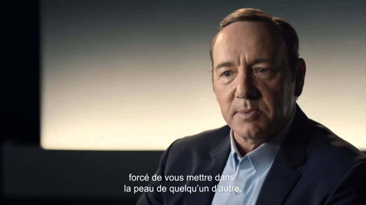 renault espace la pub avec kevin spacey ep02 youtube. Black Bedroom Furniture Sets. Home Design Ideas