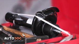 Installazione Ammortizzatori anteriore MAZDA 3: manuale video