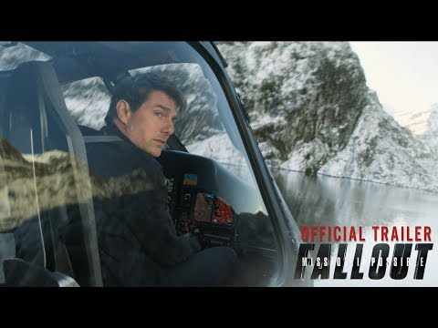 Mission: Impossible - Fallout trailers