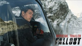 Watch the official trailer for Mission: Impossible - Fallout starri...