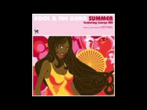 Kool and The Gang feat. Lauren Hill - Summer oceanside extended