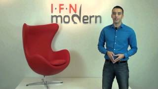 Egg Chair By Ifn Modern