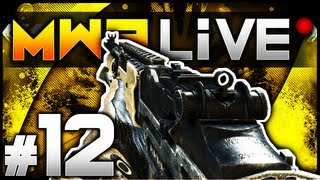 """WINDOW SCOPE"" - MW3 LIVE #12 (Call of Duty: Modern Warfare 3 Multiplayer Gameplay)"
