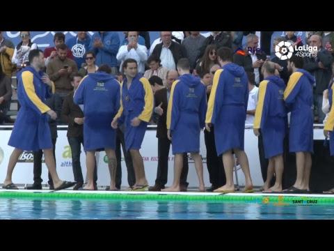 Copa del Rey de Waterpolo - Final:  CN Terrassa - CN At. Barceloneta