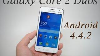 Como instalar ou voltar a Rom Original no SAMSUNG Galaxy Core 2 SM-G355M