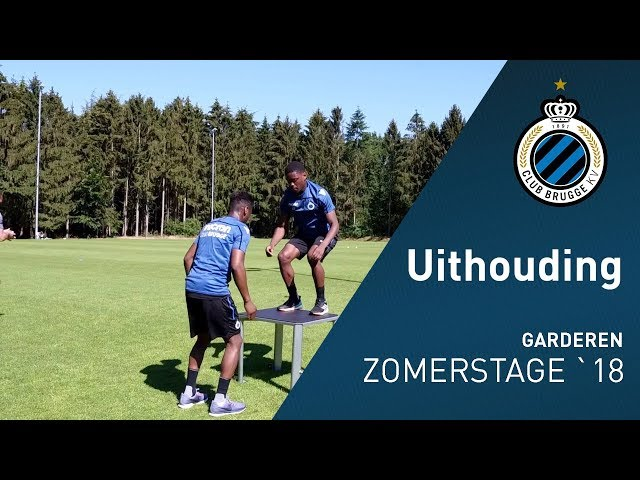 Zomerstage 2018: Uithouding