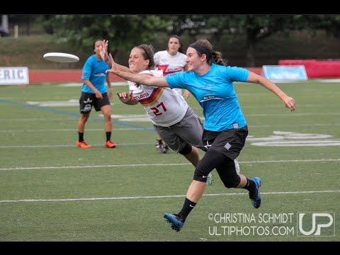Ultimate Frisbee Highlights Best Of Womens Elite Club