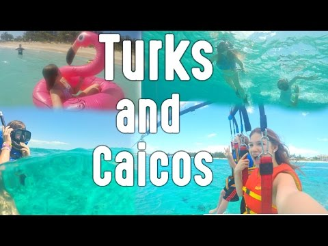 TURKS AND CAICOS (Travel Diary)