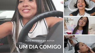 VLOG: DIA DE RETOCAR A BOTOX DO CABELO l Ariel Martins