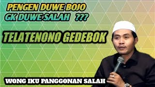 Pengan Duwe Bojo Gk Duwe SaLah ?? Telateni Gedebok Wkk KH Anwar Zahid Terbaru
