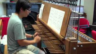 Praeludium C-Dur (Prelude in C major) for Carillon by Bastian Fuchs