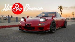Hot Boy Summer Mazda RX7 | Bangers