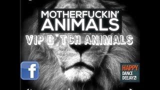 Dj. Free, Chino Marino & Stereo Players vs. Martin Garrix - VIP B*tch Animals (Leslie Jr. MashUp)