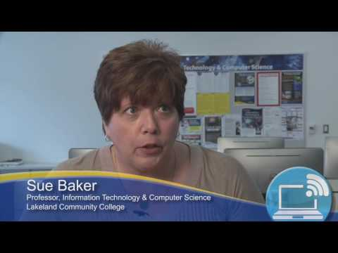 Hybrid Classes at Lakeland Community College