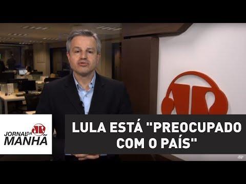 """Após visita na PF de Curitiba, Gleisi Hoffmann diz que Lula está """"preocupado com o País"""""""