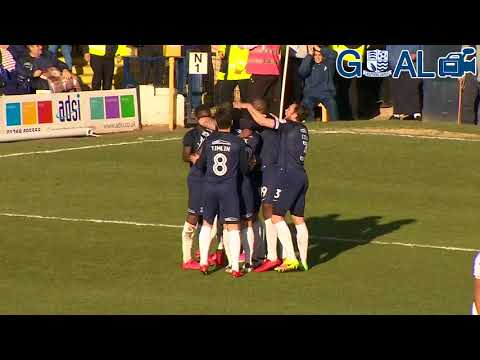 Goal Cam - Southend 3-1 Portsmouth