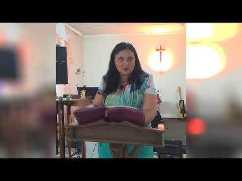 "Церковь ""Живое Слово"" г. Кузнецк проповедует Лариса Шугурова Любовь - Совершенство 2"