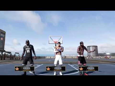 NBA 2k16 Live Stream   Park With l3ossman23 & DeadRiot21   I'm Finally Back!!