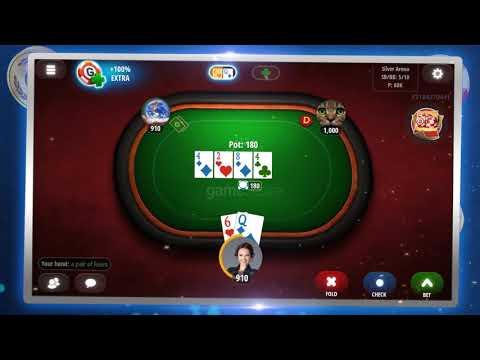 Texas Holdem App
