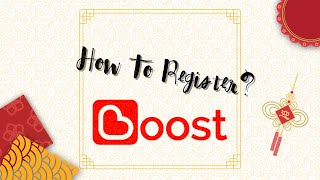 Tutorial how to get a free topup/credits from Boost app (for Malaysian) thumbnail