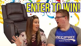 RV FURNITURE GIVEAWAY!!   (Ended 3/29/19)